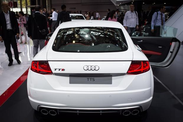 Audi TT Roadster and Audi TT Sportback: Paris Auto Show featured image large thumb15