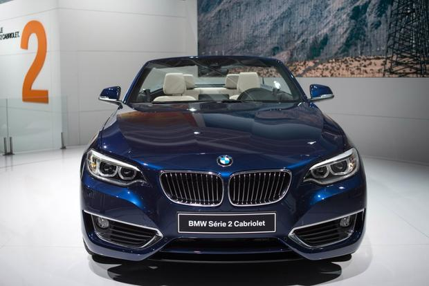 2015 BMW 2 Series Convertible: Paris Auto Show featured image large thumb3