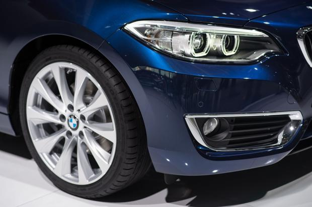 2015 BMW 2 Series Convertible: Paris Auto Show featured image large thumb7