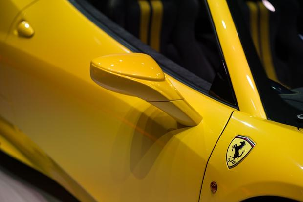 Ferrari 458 Speciale A: Paris Auto Show featured image large thumb7