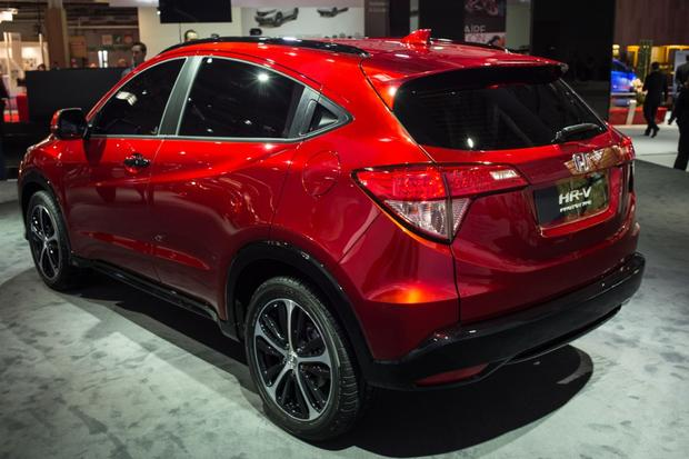Subaru Badge Of Ownership >> 2015 Honda HR-V: Paris Auto Show - Autotrader