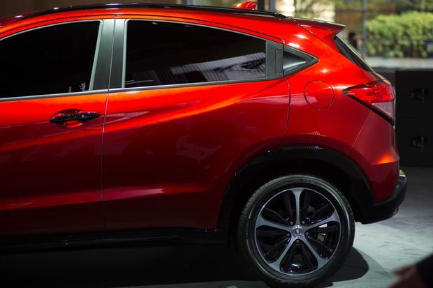 Paris auto show honda for Honda paris tx