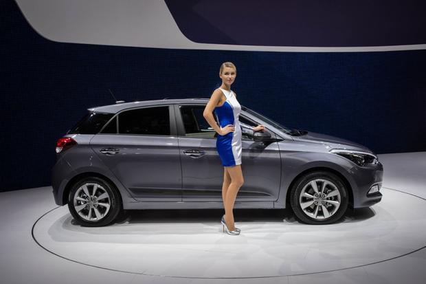 Hyundai i20: Paris Auto Show