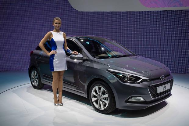 Hyundai i20: Paris Auto Show featured image large thumb1