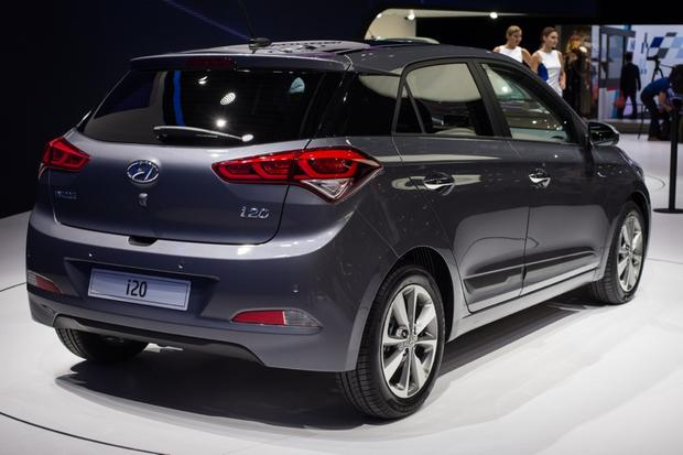 Hyundai i20: Paris Auto Show featured image large thumb6