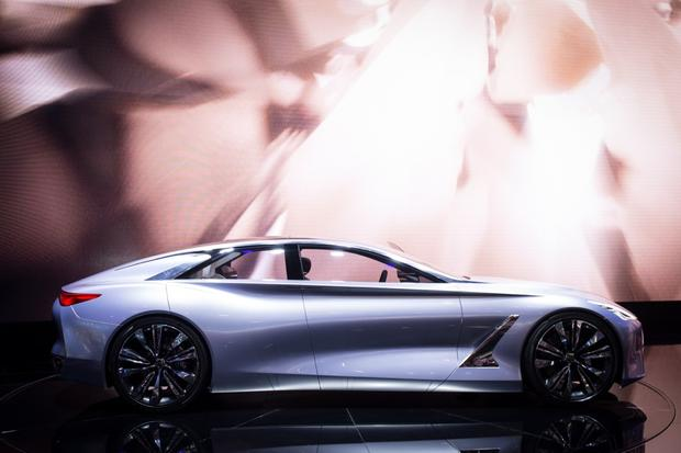 Infiniti Q80 Inspiration Concept: Paris Auto Show featured image large thumb0