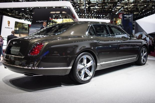 2015 Bentley Mulsanne Speed: Paris Auto Show featured image large thumb3