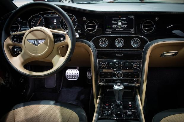 2015 Bentley Mulsanne Speed: Paris Auto Show featured image large thumb6