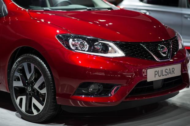 2015 Nissan Pulsar Paris Auto Show Autotrader