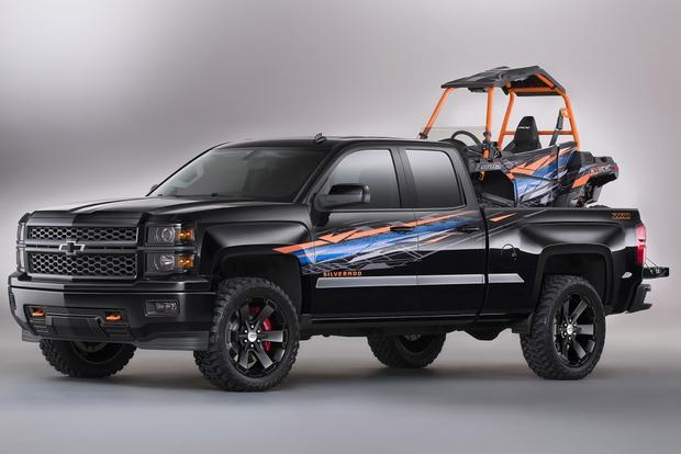 New Chevrolet Colorado and Silverado Trucks Unveiled: SEMA Show featured image large thumb3