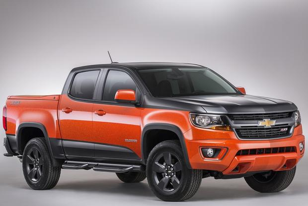 New Chevrolet Colorado and Silverado Trucks Unveiled: SEMA ...