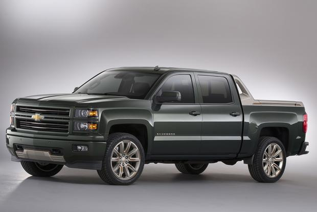 New Chevrolet Colorado and Silverado Trucks Unveiled: SEMA Show featured image large thumb2