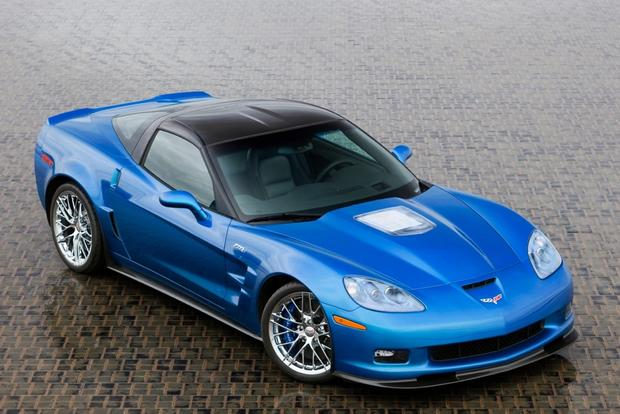 """Sinkhole"" Chevrolet Corvette ZR1 Restored: SEMA Show featured image large thumb0"