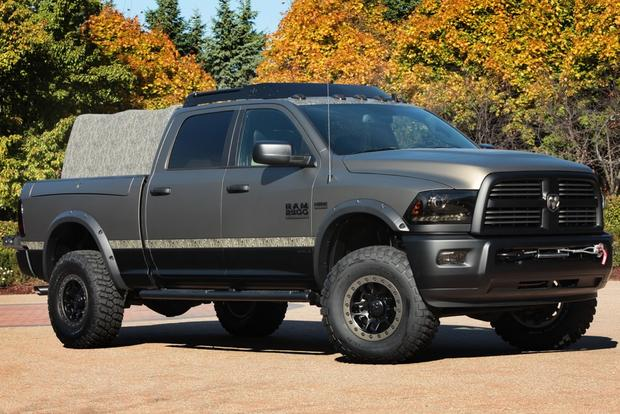RAM 2500 Outdoorsman: SEMA Show featured image large thumb1