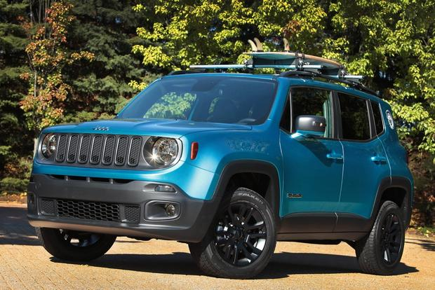 Jeep Renegade Frostbite and Renegade Riptide: SEMA Show featured image large thumb1
