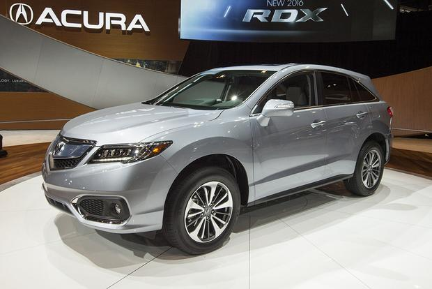 2016 Acura RDX: Chicago Auto Show featured image large thumb0