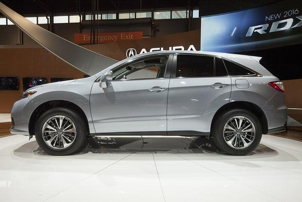 2016 Acura RDX: Chicago Auto Show featured image large thumb1