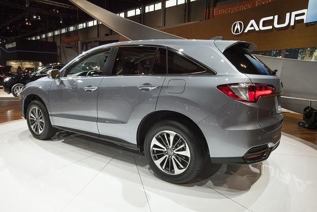 2016 Acura RDX: Chicago Auto Show featured image large thumb2