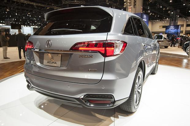 2016 Acura RDX: Chicago Auto Show featured image large thumb5