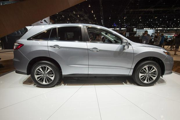 2016 Acura RDX: Chicago Auto Show featured image large thumb6