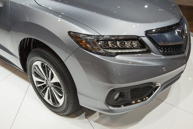 2016 Acura RDX: Chicago Auto Show featured image large thumb7