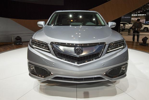 2016 Acura RDX: Chicago Auto Show featured image large thumb8