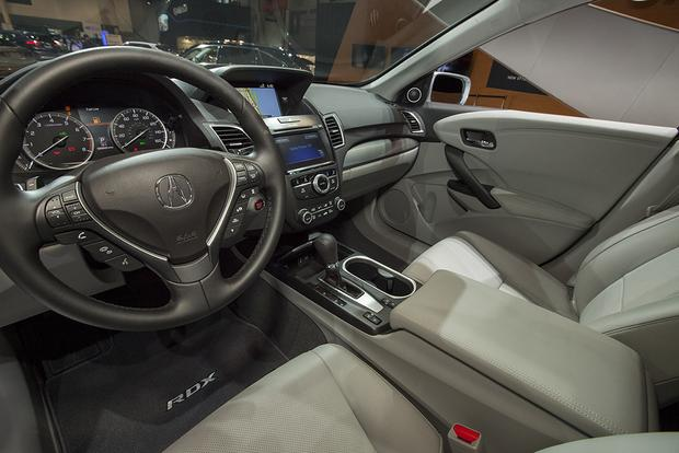 2016 Acura RDX: Chicago Auto Show featured image large thumb11