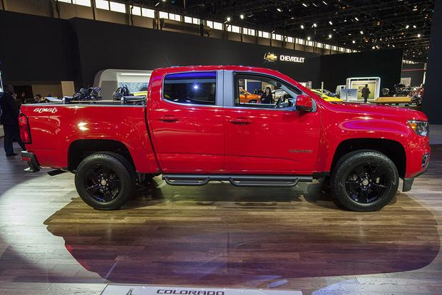 2015 Chevrolet Colorado GearOn Edition: Chicago Auto Show featured image large thumb0