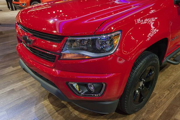 2015 Chevrolet Colorado GearOn Edition: Chicago Auto Show featured image large thumb4