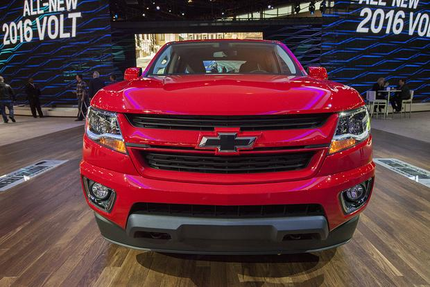 2015 Chevrolet Colorado GearOn Edition: Chicago Auto Show featured image large thumb5