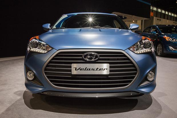 2016 Hyundai Veloster: Chicago Auto Show