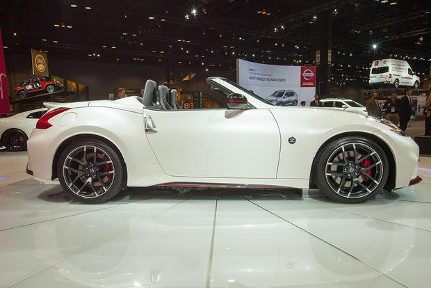 Nissan 370z Nismo Roadster Concept Chicago Auto Show Featured Image Large Thumb3