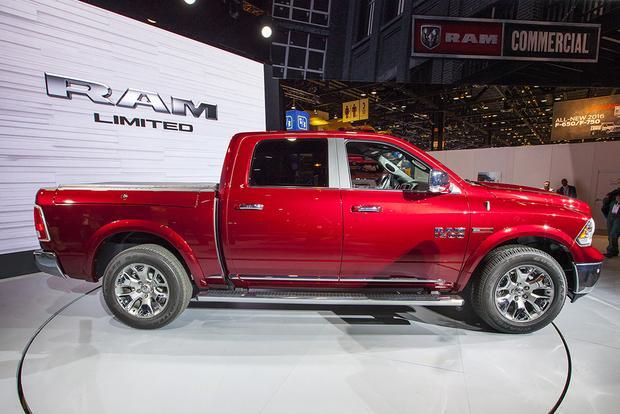 2015 Ram Laramie Limited Chicago Auto Show