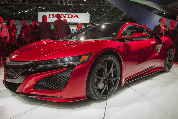 2016 Acura NSX: Detroit Auto Show featured image large thumb0