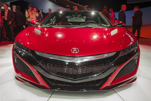 2016 Acura NSX: Detroit Auto Show featured image large thumb3