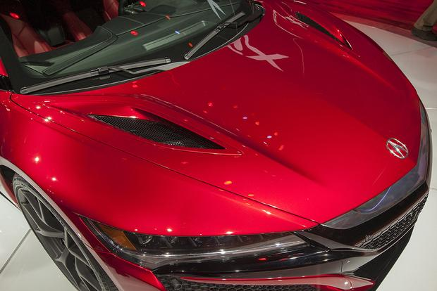 2016 Acura NSX: Detroit Auto Show featured image large thumb4
