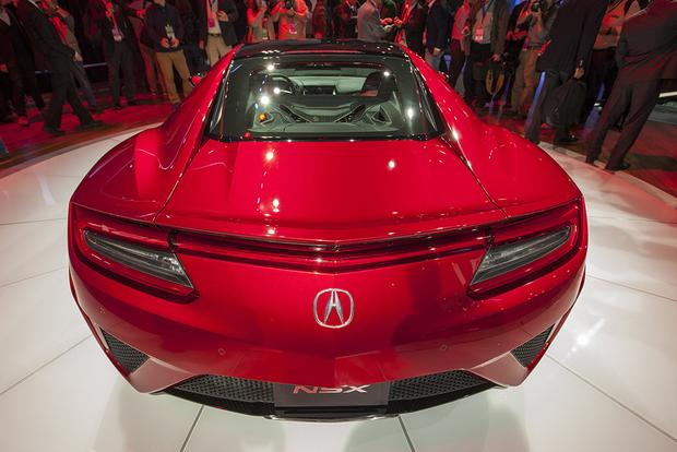 2016 Acura NSX: Detroit Auto Show featured image large thumb9