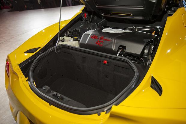 Beautiful Alfa Romeo 4C Spider Detroit Auto Show Featured Image Large Thumb1