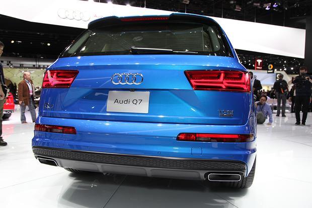 2016 Audi Q7 Detroit Auto Show Autotrader