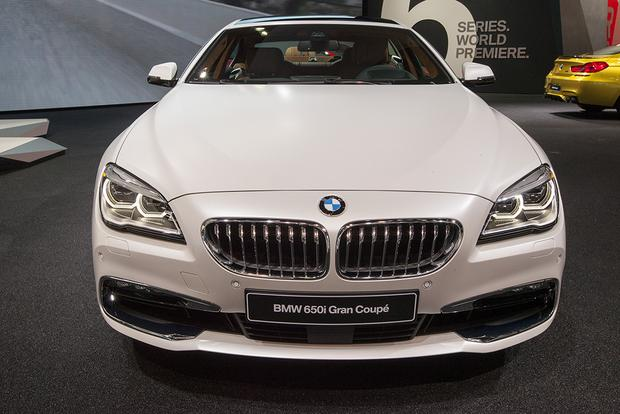 2015 BMW 6 Series: Detroit Auto Show featured image large thumb0