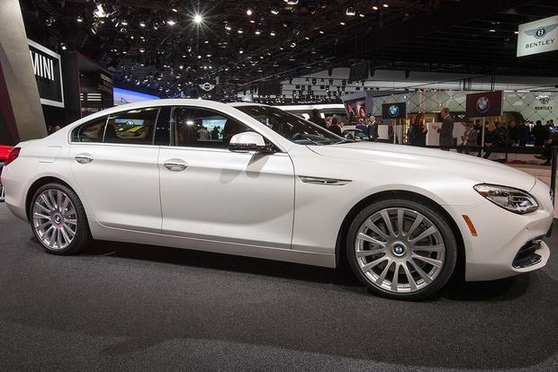 2015 BMW 6 Series: Detroit Auto Show featured image large thumb1