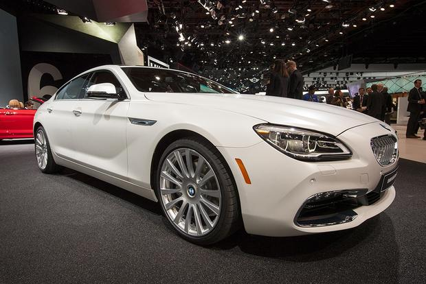 2015 BMW 6 Series: Detroit Auto Show featured image large thumb4