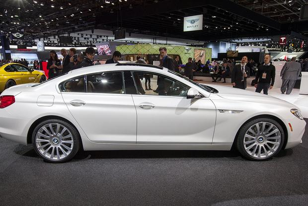2015 BMW 6 Series: Detroit Auto Show featured image large thumb6