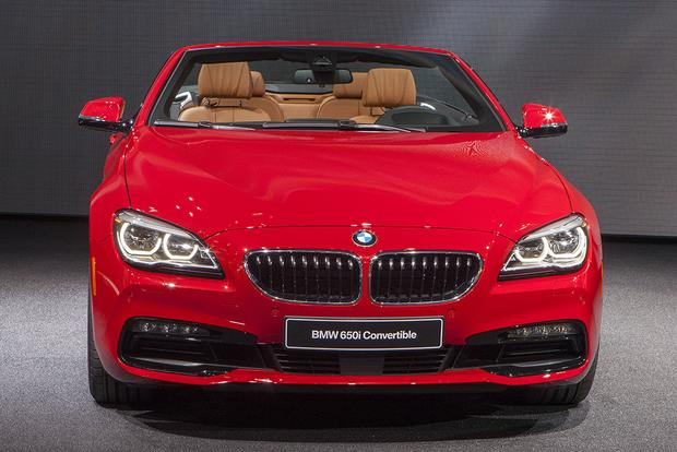 2015 BMW 6 Series: Detroit Auto Show featured image large thumb7