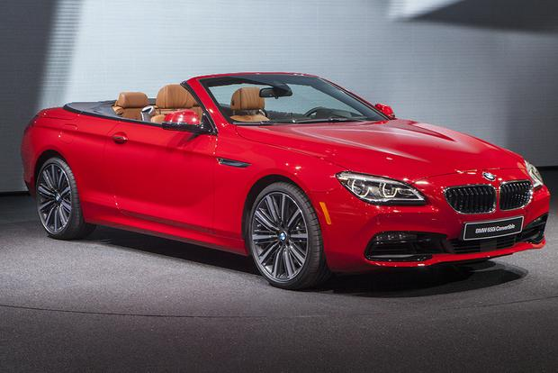 2015 BMW 6 Series: Detroit Auto Show featured image large thumb8