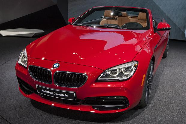 2015 BMW 6 Series: Detroit Auto Show featured image large thumb11
