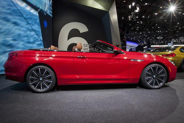 2015 BMW 6 Series: Detroit Auto Show featured image large thumb13