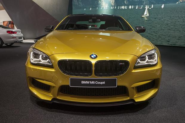 2015 BMW 6 Series: Detroit Auto Show featured image large thumb14