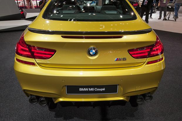 2015 BMW 6 Series: Detroit Auto Show featured image large thumb16