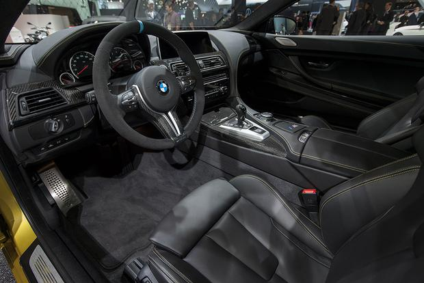 2015 BMW 6 Series: Detroit Auto Show featured image large thumb17
